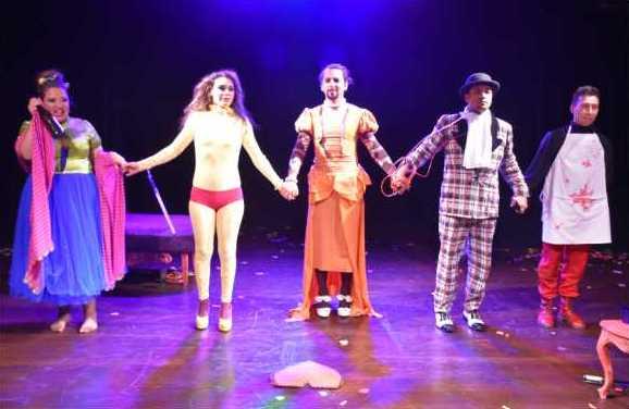 Nuestro teatro regresó a Charlot