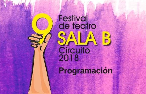9° Festival Sala B - Circuito 2018