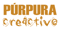 Purpura Creactivo Logo